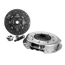 Mustang Exedy Mach 500 Stage 2 Clutch Kit 26 Spline (99-04)