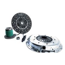 Mustang Exedy Mach 500 Stage 2 Clutch Kit - 26 Spline - T56 (05-14)