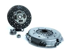 "Mustang Exedy Mach 400 Stage 1 Clutch Kit - 11"" - 10 Spline (99-04) 4.6"