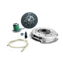 Mustang Exedy Mach 400 Stage 1 Clutch & Line Kit - 10 Spline (05-10) 4.6