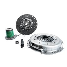 Mustang Exedy Mach 400 Stage 1 Clutch Kit - 10 Spline (05-10) 4.6