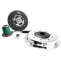Mustang Exedy Mach 500 Stage 2 Clutch Kit (11-14)