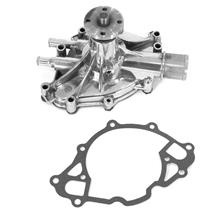 Holley F-150 SVT Lightning Water Pump Polished (93-95) 5.8