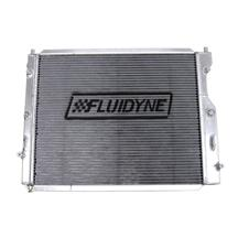 Mustang Fluidyne 3 Row Aluminum Radiator Manual/Auto (05-14)