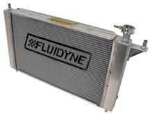Mustang Fluidyne  3 Row Aluminum Radiator with Manual Transmission (94-95)