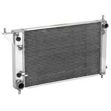 Mustang Fluidyne  3 Row Aluminum Radiator with Manual Transmission (1996)