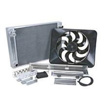Mustang Flex-A-Lite  Radiator And Fan Kit (79-93) 5.0/5.8