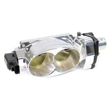 Mustang Ford Performance Cobra Jet Throttle Body - Twin 65MM Polished (07-20)