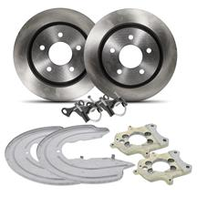 "Mustang Ford Performance Cobra Rear Brake Conversion - 11.65"" (94-04)"