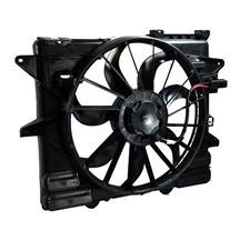 Ford Performance Mustang Cooling Fan Assembly Upgrade (05-14) M-8C607-MSVT