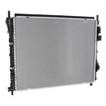 Mustang Performance Pack Aluminum Radiator  - GT350/R Style (15-20)