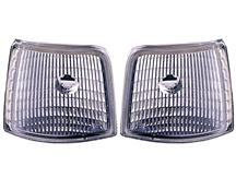 F-150 SVT Lightning Clear Diamond Sidemarkers (93-95)