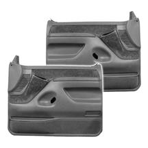 F-150 SVT Lightning Door Panels - Opal Gray (93-95)