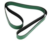 "Mustang Gates Green Stripe/FleetRunner 8 Rib - 75.13"" Length (03-04)"