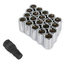 Gorilla Mustang Hex Lug Nut & Socket Kit (79-14) 26088