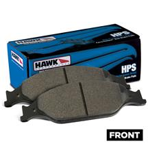 Mustang Hawk Performance Front Brake Pads - HPS Compound (07-14)