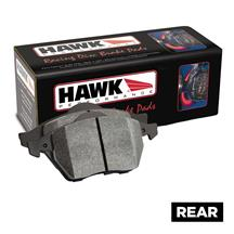 Mustang Hawk Performance Rear Brake Pads - HP Plus (05-14)