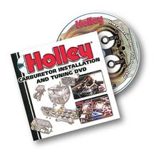 Holley Carburetor Installation & Tuning DVD