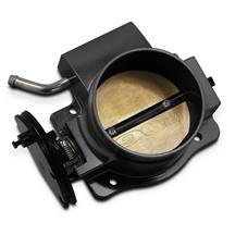 Mustang Holley Coyote Sniper Throttle Body  - Black 5.0
