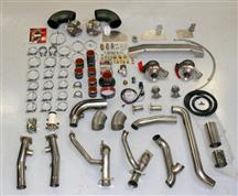 Mustang Hellion Twin Turbo Kit - Complete Kit (07-12) 5.4L