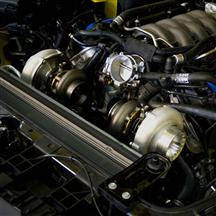 Mustang Hellion Twin Turbo Kit (15-17)