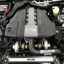 Mustang Hellion Twin Turbo Kit (2018)