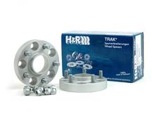 Mustang H&R Trak+ Wheel Spacers - 25mm (79-14)