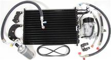 Mustang Air Conditioner (A/C) Conversion Kit w/o Smog Pump (87-93) 5.0L