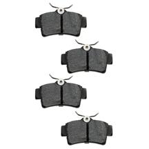 Mustang Hawk Rear Brake Pads - HPS 5.0 (94-04)