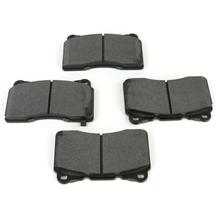 Mustang Hawk Front Brake Pads - HPS Compound (07-14)