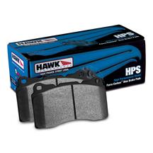 Mustang Hawk Front Brake Pads - Ceramic Compound (07-14)