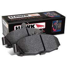 Mustang Hawk  Rear Brake Pads - Ceramic Compound (05-14)
