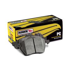 F-150 SVT Lightning Hawk Performance Rear Brake Pads Ceramic Compound (99-04)