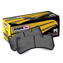 Mustang Hawk Front Brake Pads - HP-Plus (13-14)