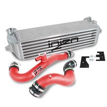 Mustang Injen Intercooler & Red Piping Kit (15-17) Ecoboost