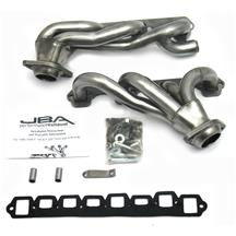 F-150 SVT Lightning JBA Cat4ward Shorty Headers  - Stainless Steel (93-95)