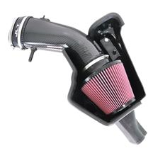 Mustang JLT Cold Air Intake - Roush/VMP Supercharger  - HydroCarbon (15-17)