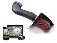 Mustang JLT Cold Air Intake   w/ ITSX Flash Tuner Programmer (05-09) 4.6