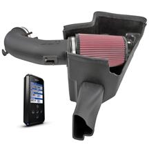 JLT Mustang Cold Air Intake & SCT BDX Tuner Kit (15-17) 5.0