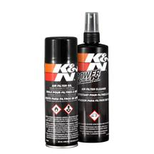 K&N  Recharger/Cleaner Kit