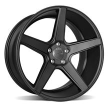 Mustang KMC 685 District Wheel - 20x10.5  - Satin Black (05-19)