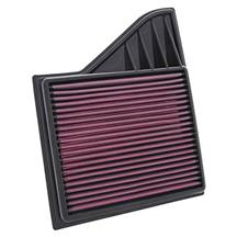 Mustang K&N Drop In Replacement Air Filter (10-14) 5.0L/4.6L/3.7L