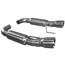 Mustang Kooks Axle Back Exhaust Kit (15-17)