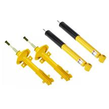 Mustang Koni Yellow Shock and Strut Kit - Adjustable  (05-10)