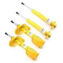 Mustang Koni Yellow Adjustable Shock & Strut Kit  (15-19)