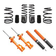 Mustang Koni Orange STR.T Shock/Strut    & Eibach Pro Spring Kit (11-14)