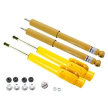 Mustang Koni Yellow Shock and Strut Kit, Adjustable  (87-93)