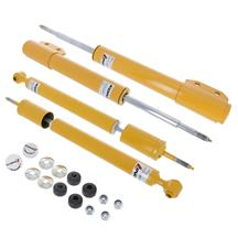 Mustang Koni Yellow Shock and Strut Kit, For IRS, Adjustable  (99-04)