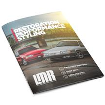 Late Model Restoration 1979-1993 Mustang Parts Catalog