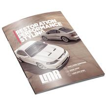 Late Model Restoration 1994-2004 Mustang Parts Catalog